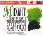 Mozart: Clarinet Concerto; Concerto for Flute, Harp & Orchestra
