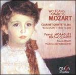 Mozart: Clarinet Quintet, K. 581; Kegelstatt-Trio, K. 498