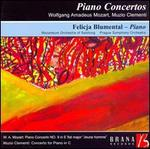Mozart, Clementi: Piano Concertos