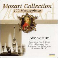 Mozart Collection: 100 Masterpieces, Vol. 3 - Camerata Academica Salzburg; Cappella Coloniensis; Eckart Haupt (flute); Gerhard Pluskwik (cello); Kurt Berger (flute);...