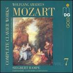 Mozart: Complete Clavier Works, Vol. 7