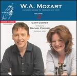 Mozart: Complete Sonatas for Keyboard & Violin, Vol. 2