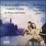 Mozart: Complete Sonatas for Piano and Violin