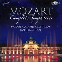 Mozart: Complete Symphonies - Mozart Akademie Amsterdam; Jaap ter Linden (conductor)