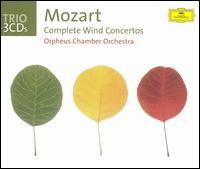 Mozart: Complete Wind Concertos - Charles Neidich (clarinet); David Jolley (horn); David Singer (clarinet); Frank Morelli (bassoon); Nancy Allen (harp); Randall Wolfgang (oboe); Stephen Taylor (oboe); Steven Dibner (bassoon); Susan Palma-Nidel (flute); William Purvis (horn)