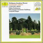 Mozart: Concert Arias - Edita Gruberová (soprano); Salzburg Mozarteum Orchestra; Leopold Hager (conductor)