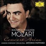 Mozart: Concert Arias - Antonio Pappano (bass); John Alley (continuo); John Alley (harpsichord); Rolando Villazón (tenor); London Symphony Orchestra; Antonio Pappano (conductor)