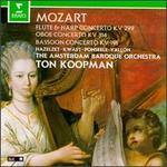 Mozart: Concertos for Flute, Harp, Bassoon & Oboe
