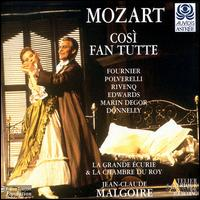 Mozart: Così fan tutte - Laura Polverelli (vocals); Nicolas Rivenq (vocals); Patrick Donnelly (vocals); Simon Edwards (vocals);...