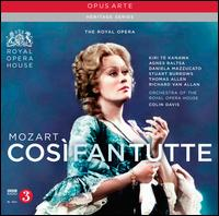 Mozart: Così fan tutte - Agnes Baltsa (vocals); Daniela Mazzucato (vocals); Kiri Te Kanawa (vocals); Richard van Allan (vocals);...