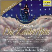Mozart: Die Zauberflöte (Highlights) - Alastair Miles (bass); Barbara Hendricks (soprano); Daniel Ison (vocals); Gabriele Sima (vocals);...