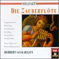 Mozart: Die Zauberflöte - Annelies Stuckl (alto); Anton Dermota (tenor); Eleonore Dorpinghans (mezzo-soprano); Else Schürhoff (mezzo-soprano);...