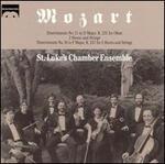 Mozart: Divertimenti Nos. 11 & 10