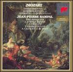 Mozart: Divertimento, K. 334; Quintet, K. 577; Andante, K. 616; Adagio & Rondo, K.617