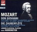 Mozart: Don Giovanni (Prague and Vienna Versions); Die Zauberflöte