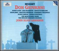 Mozart: Don Giovanni - Andrea Silvestrelli (vocals); Charlotte Margiono (vocals); Christoph Prégardien (vocals); David Watkin (cello);...