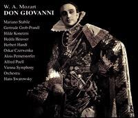 Mozart: Don Giovanni - Alfred Poell (baritone); Alois Pernerstorfer (bass); Gertrud Grob-Prandl (soprano); Herbert Handt (tenor);...