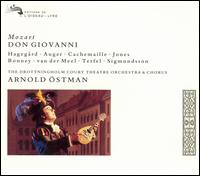 Mozart: Don Giovanni - Arleen Augér (vocals); Barbara Bonney (vocals); Bryn Terfel (vocals); Della Jones (vocals); Gilles Cachemaille (vocals);...