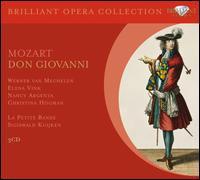 Mozart: Don Giovanni - Christina Hogman (vocals); Elena Vink (vocals); Harry van der Kamp (vocals); Huub Claessens (vocals); La Petite Bande;...