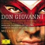 Mozart: Don Giovanni - Benjamin Bayl (fortepiano); Benjamin Bayl (continuo); Diana Damrau (vocals); Ildebrando d'Arcangelo (vocals); Joyce DiDonato (vocals); Konstantin Pfiz (continuo); Konstantin Pfiz (cello); Konstantin Wolff (vocals); Luca Pisaroni (vocals)