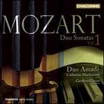 Mozart: Duo Sonatas, Vol. 1