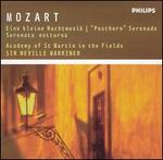 """Mozart: Eine kleine Nachtmusik; """"Posthorn"""" Serenade; Serenata notturna"""