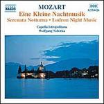 Mozart: Eine Kleine Nachtmusik; Serenata notturna; Lodron Night Music
