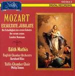 Mozart: Exsultate, Jubilate; Die Schuldigkeit des ersten Gebots; Ave verum corpus; Laudate Dominium