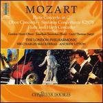 Mozart: Flute Concerto; Oboe Concerto; Sinfonia Concertante; Flute & Harp Concerto