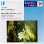 Mozart: Flute Concertos; Clarinet Concerto
