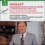 Mozart: Flute & Harp Concertos KV 299 & 313