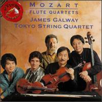 Mozart: Flute Quartets - James Galway (flute); Kazuhide Isomura (viola); Kikuei Ikeda (violin); Peter Oundjian (violin); Sadao Harada (cello);...