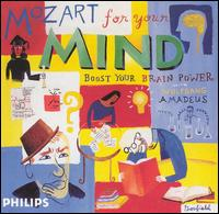 Mozart for Your Mind: Boost Your Brain Power - Various Artists