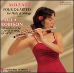 Mozart: Four Quartets for Flute & Strings