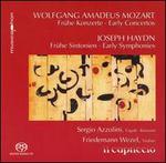 Mozart: Fr?he Konzerte; Haydn: Fr?he Sinfonien