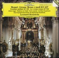 Mozart - Grosse Messe; Exsultate, jubilate; Ave verum corpus - Arleen Augér (soprano); Cornelius Hauptmann (bass); Frank Lopardo (tenor); Frederica Von Stade (mezzo-soprano);...