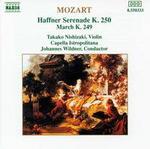 Mozart: Haffner Serenade; March, K249