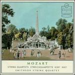 Mozart: Haydn Quartets, K387 & K421