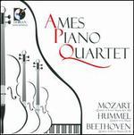 Mozart, Hummel, Beethoven: Piano Quartets