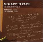 Mozart in Paris: Six Sonatas Op. 1