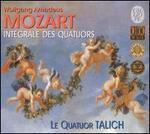 Mozart: Intégrale des Quatuors