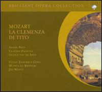 Mozart: La Clemenza di Tito - André Post (vocals); Cécile van de Sant (vocals); Claudia Patacca (vocals); Francine van der Heijden (vocals);...