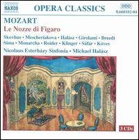 Mozart: Le Nozze di Figaro - Alexander Klinger (vocals); Bo Skovhus (baritone); David Aronson (continuo); Gabriele Sima (vocals); Janusz Monarcha (bass);...