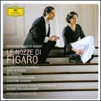 Mozart: Le Nozze di Figaro - Anna Netrebko (vocals); Bo Skovhus (vocals); Christine Schäfer (vocals); Dorothea Röschmann (vocals); Eva Liebau (vocals);...