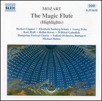 Mozart: Magic Flute (Highlights) - Elizabeth Norberg-Schulz (soprano); Georg Tichy (baritone); Hellen Kwon (soprano); Herbert Lippert (tenor); Kurt Rydl (bass);...