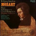 Mozart: Mass No. 17; Mass No. 11