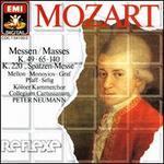 """Mozart: Messen K. 49, 65, 140 & 220 """"Spatzen-Messe"""""""