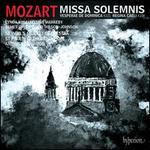 Mozart: Missa Solemnis; Vesperae de Dominica; Regina Caeli