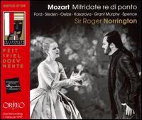 Mozart: Mitridate re di Ponto - Bruce Ford (vocals); Christiane Oelze (vocals); Cyndia Sieden (vocals); Gordon Murray (cembalo); Heidi Grant Murphy (vocals);...