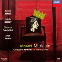 Mozart: Mitridate - Brian Asawa (vocals); Cecilia Bartoli (vocals); Helène Le Corre (vocals); Juan Diego Flórez (vocals);...